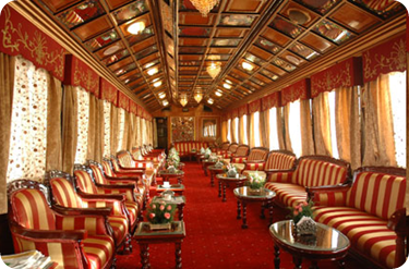 Indian Railways Palace on Wheels