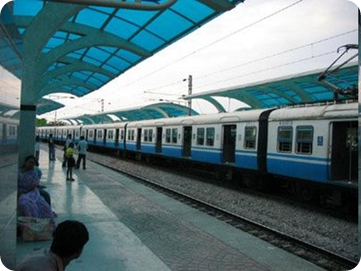 Indian Railways Seat Availability